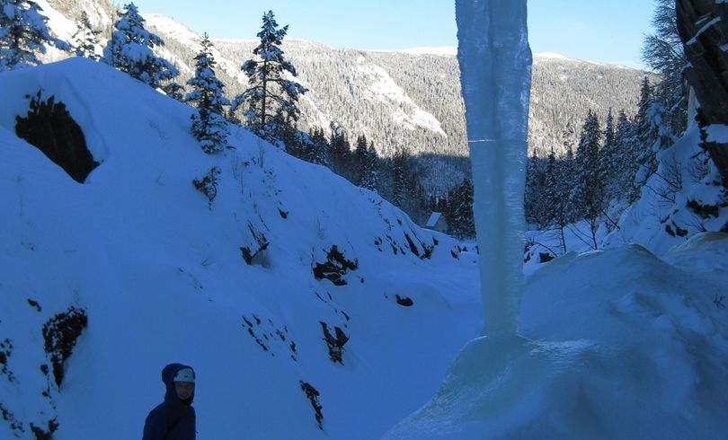 Ra Climbing Foreign Rjukan 2