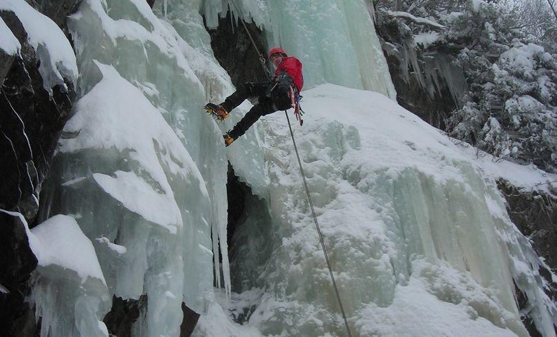 Ra Climbing Foreign Rjukan