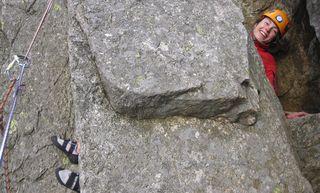 Ra Climbing Skills Gimmer Crack