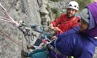 Ra Climbing Skills Improvised Rescue Mia