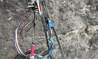 Ra Climbing Skills Improvised Rescue Training
