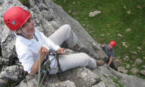 Ra Climbing Skills Learn To Trad Belay
