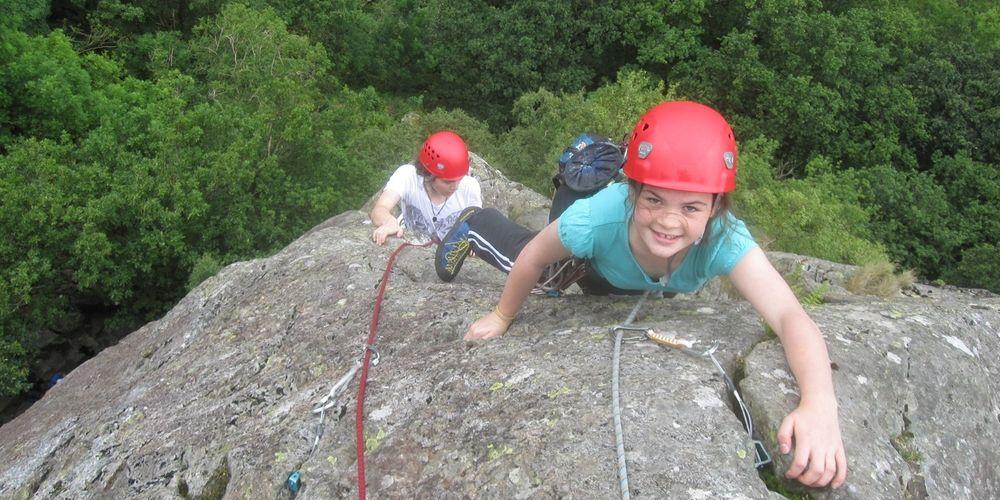Ra Climbing Skills U18 Multi Pitch Climbing
