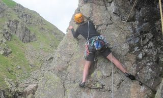 Ra Climbing Skills White Ghyll Slip Knott
