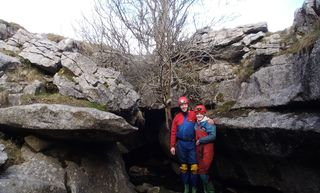 Ra Couples Valantines Caving 2