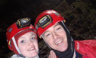 Ra Couples Valantines Caving 3