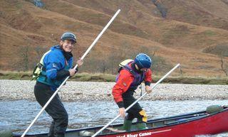 Ra Canoe Skills Level 3 Open Canoe Trng