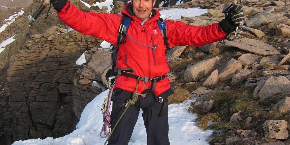 Ra Skills Winter Climbing Lochan