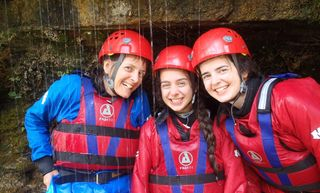 2 Ra Family Ghyll Scramble Hull Pot 27