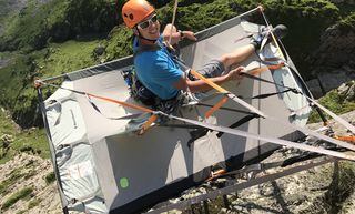 2 Ra Portaledge Training 3