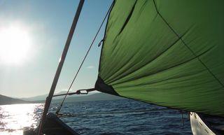 1 Ra Water Canoe Sail 1