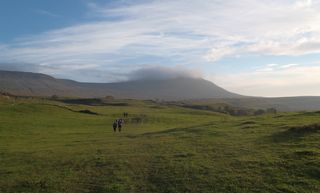 1 Ra Mountain Ingleborough 2