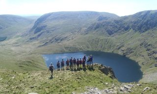 1 Ra Mountain Blea Tarn 3