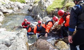 1 Ra Ghyll Scrambling Greenside 3