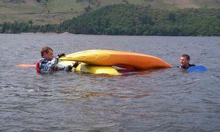 1 Ra Water Kayak 2