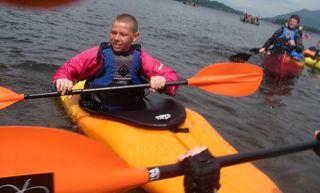 1 Ra Water Kayak 1