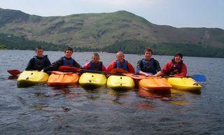 1 Ra Water Kayak 3