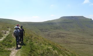 1 Ra Mountain Ingleborough