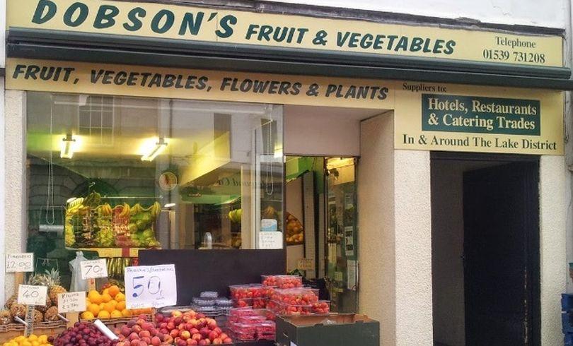 Dobsons Fruit Veg