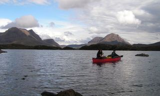 Cairn Mor And Beag Canoe Expedition