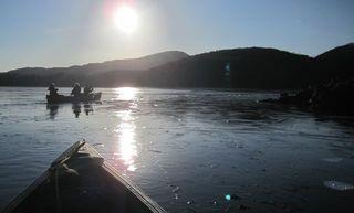 Canoe Training