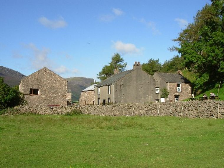 1 Ra Accommodation Low Gillerthwaite 2