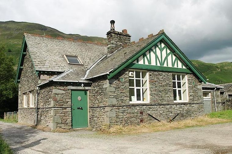 George Starkey Hut